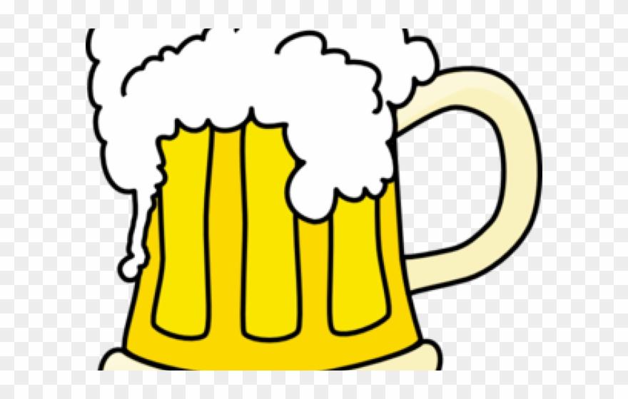 Beer Clipart Beer Tankard Transparent Clipart Beer Mug Png 654205 Pinclipart