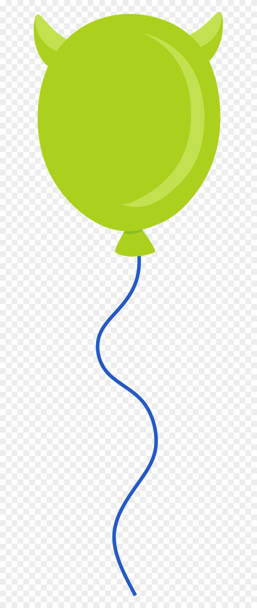 Monster S Monster Party Monster University Vaza Monster Inc Balloons Clipart Png Download 658822 Pinclipart