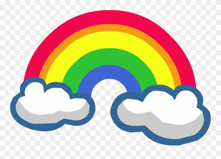 Png Transparent Pictures Free Transparent Background Rainbow Clipart 664551 Pinclipart