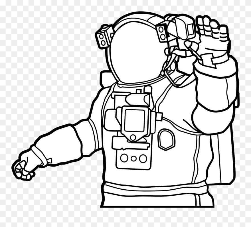 free astronaut printables - 840×800