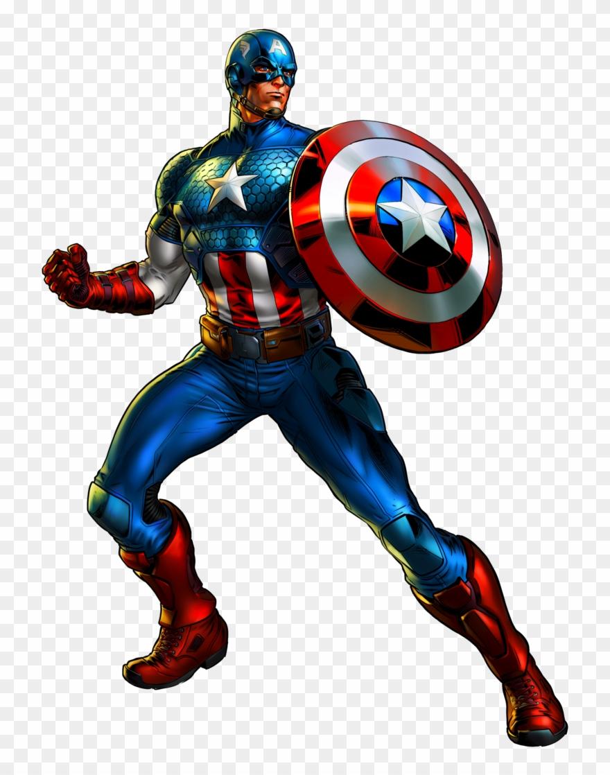 Captain america avengers. Kb marvel clipart