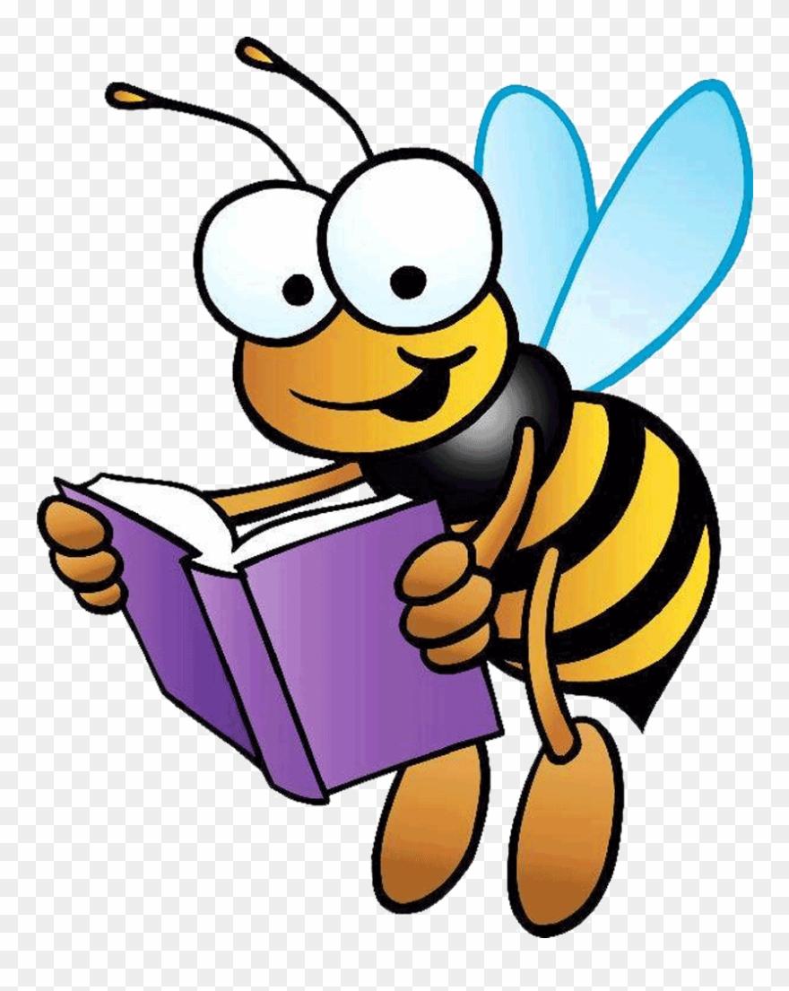 School Clipart Bee - Spelling Bee - Png Download (#682916 ...