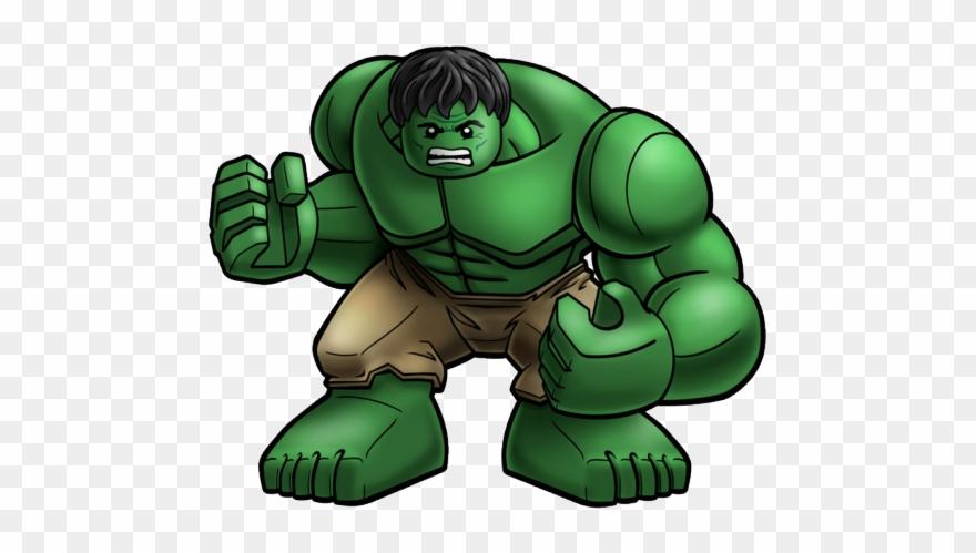 Hulk Clipart Line Art - Cute Incredible Hulk Hulk Clip Art - Png Download  (#3511681) - PinClipart