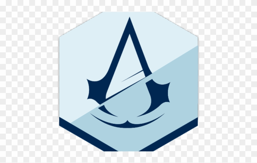 Assassin S Creed Unity Logo Png Clipart 687738 Pinclipart