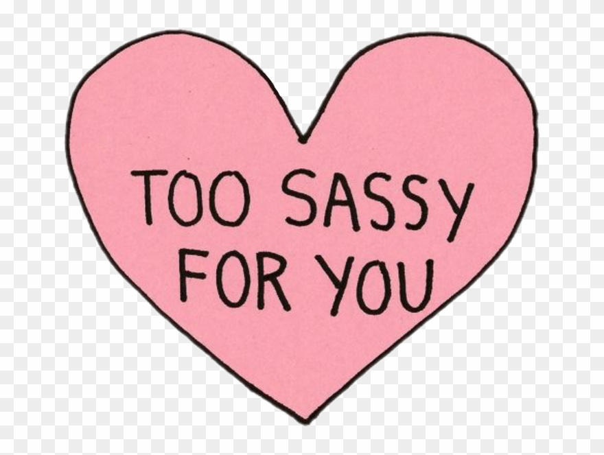 Sassy Tumblr Quotes&sayings Quote 13rw Cute Girly Pink - Png ...