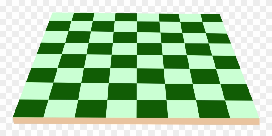 Clip Free Download Clipart - Maple And Walnut Chess Board - Png