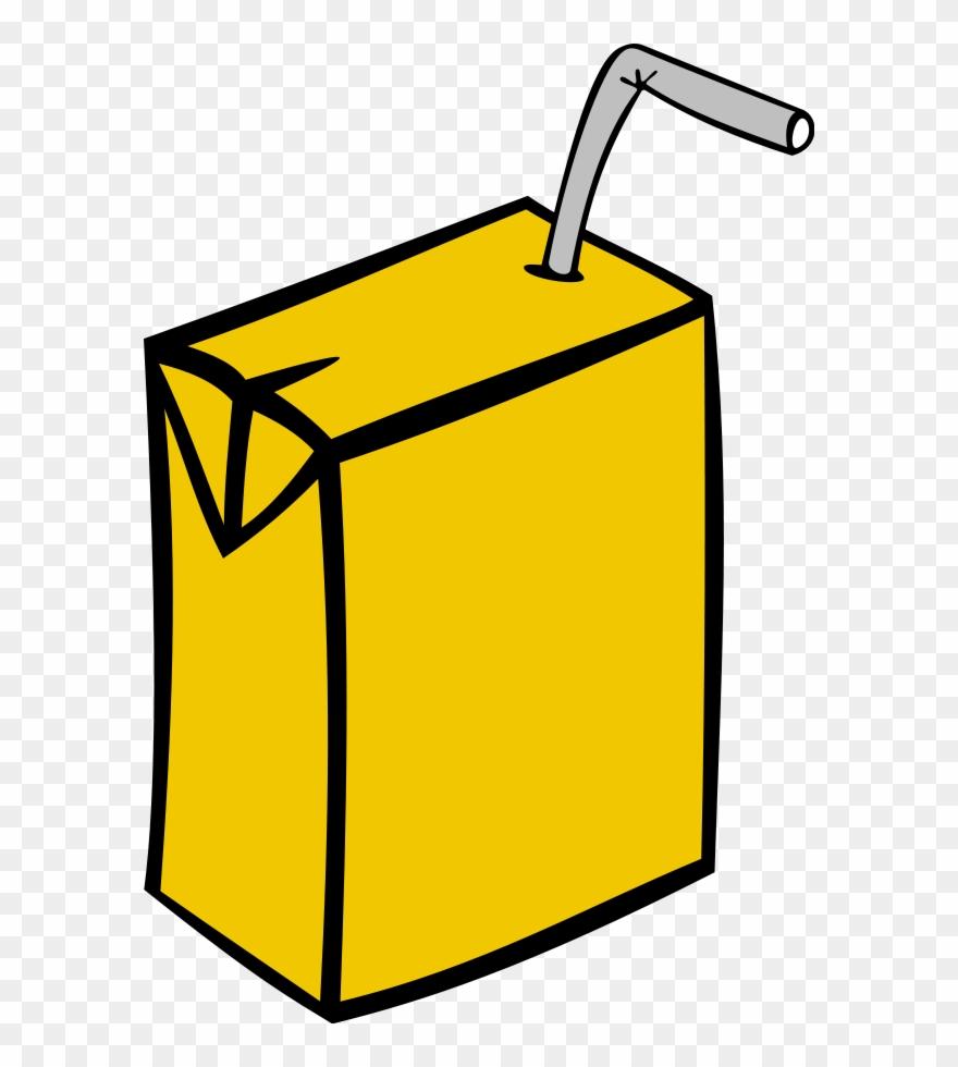 Juice Box Clipart - Juice Clipart - Png Download (#70691 ...