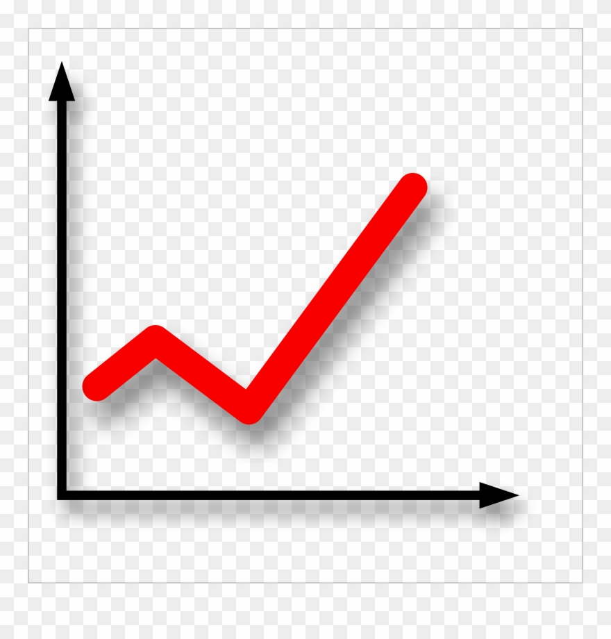 Icons Png Free And Downloads Line Graph Clip Art Transparent Png