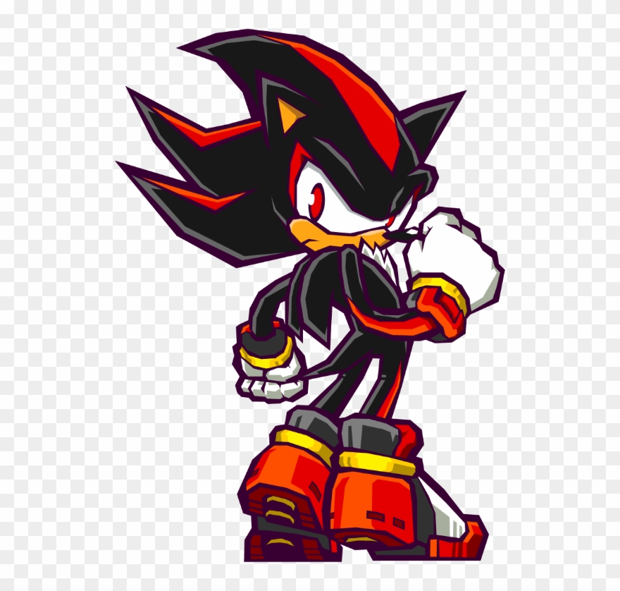 Emerl Clipart Sonic Shadow The Hedgehog Hair Png Download 73229 Pinclipart