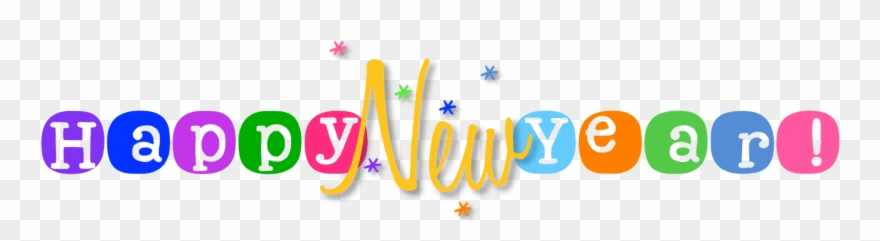 Happy New Year Png Images 84