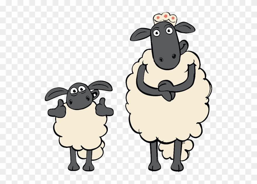 Sheep Cartoon Clipart Clip Art - Timmy Shaun The Sheep