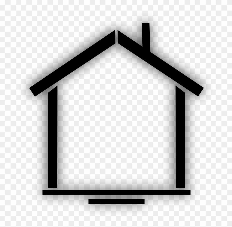 Clip Art Home Logo Wwwpixsharkcom Images Galleries House Clip Art Transparent Background Png Download 75374 Pinclipart