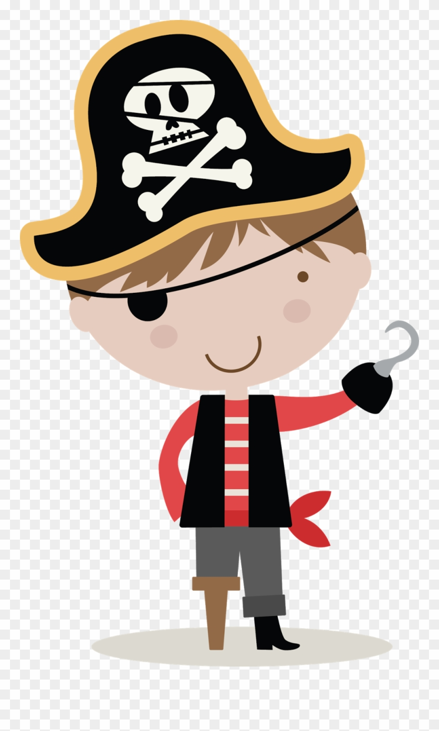 Security Kid Pirate Pictures Pirates Kids Clip Pirate Clipart Png Transparent Png 75409 Pinclipart