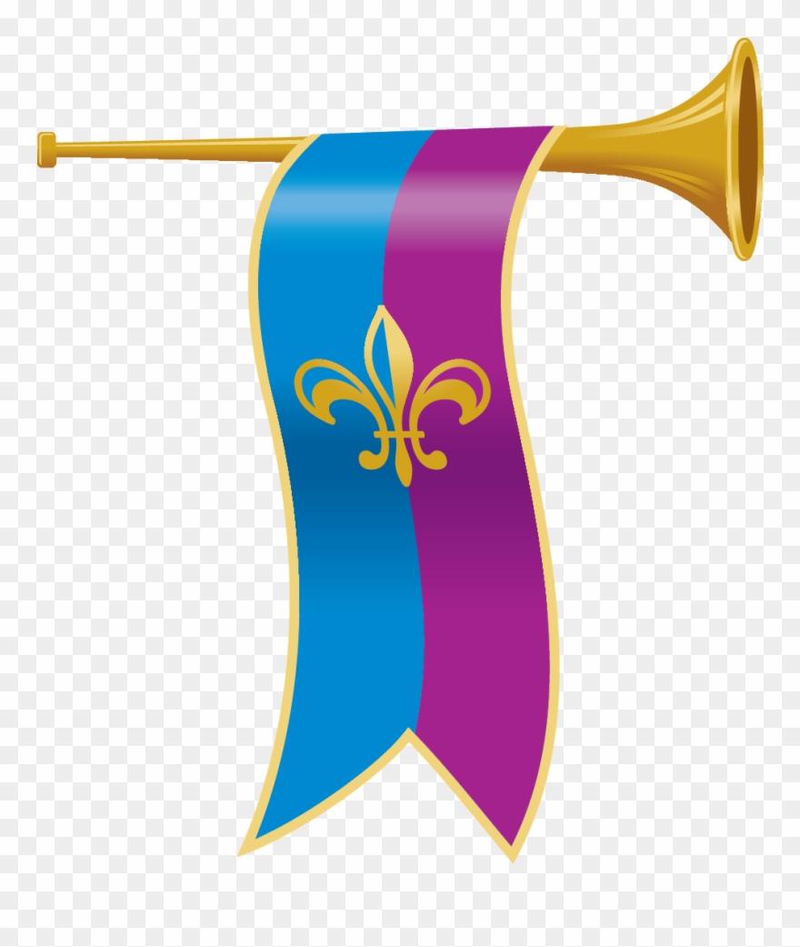 Bible Clipart Trumpet Fleur De Lys Dessin Png Download 75727