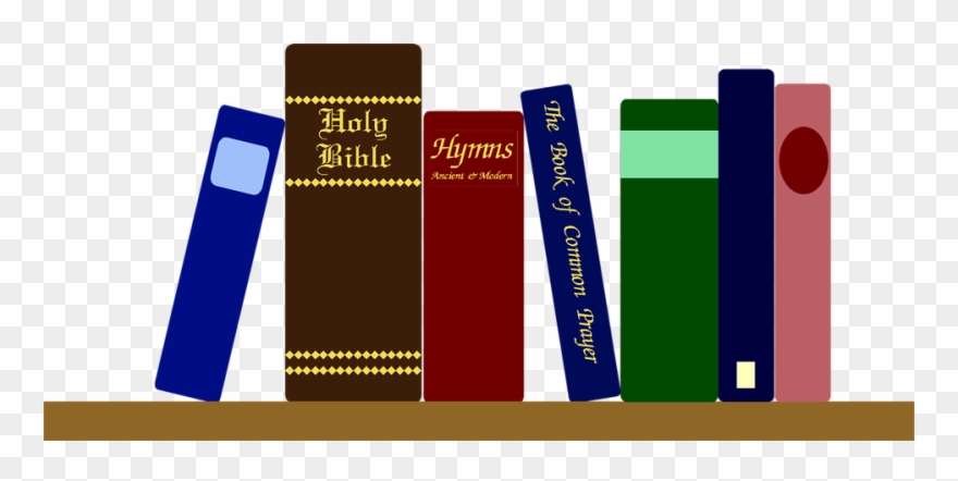 Modern book. Clipart bible clear background
