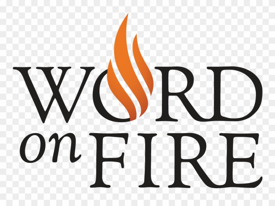 9db9d10221 Thanks For Reading Bishop Barron s Advent Gospel Reflections - Word On Fire  Logo Png Clipart