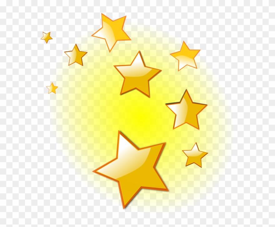 Clipart, Christmas Star Clipart Clip Art Library Library - Twinkle Twinkle Little Star Clipart -
