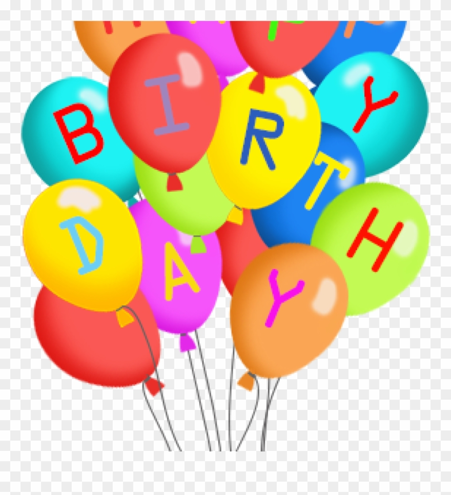 Birthday Balloons Clipart Free Clip Art Pictures Clipartix Happy Birthday Balloons Clip Art Free Png Download 79132 Pinclipart