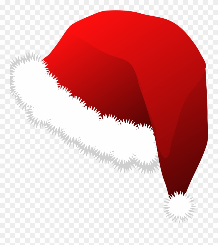 Christmas Hat Transparent.Santa Hat Transparent Santa Claus Hat Clipart 79586
