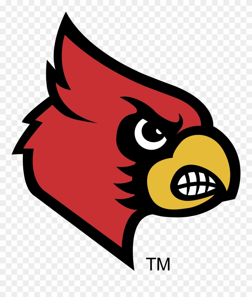 285d0abe Graphic Royalty Free Library Louisville Cardinals Logo - Louisville ...