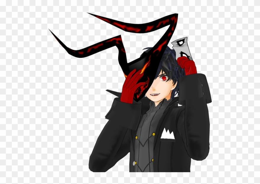 Persona 5 Arsene Wallpaper - Persona 5 The Black Mask Clipart