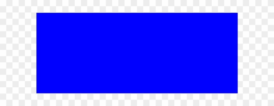 Clipart Shapes Rectangle - Majorelle Blue - Png Download (#721962) -  PinClipart
