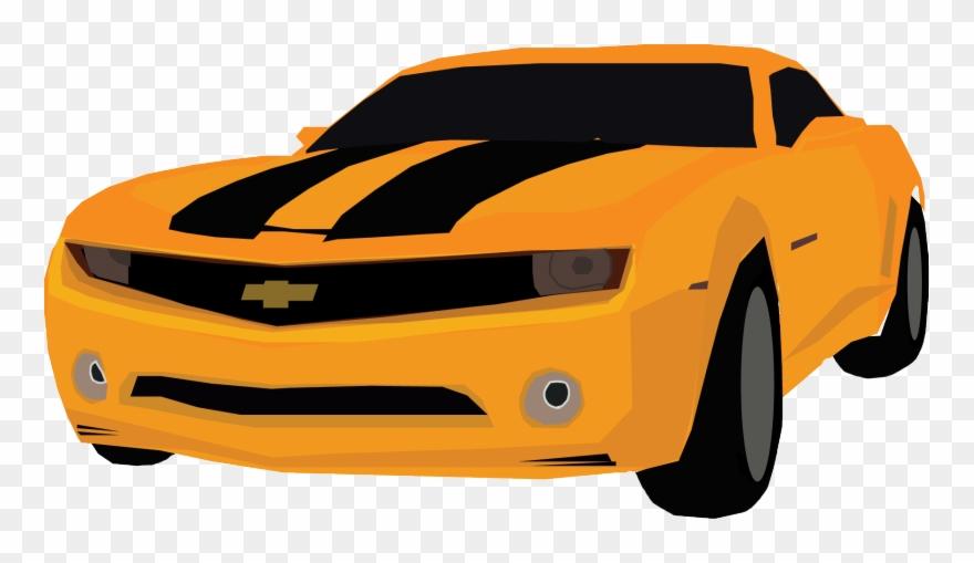 Clipart Free Stock Corvette Vector Camaro Bumble Bee Car Vector