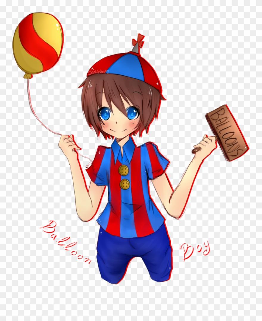 Balloon animated. Boy by saineko on