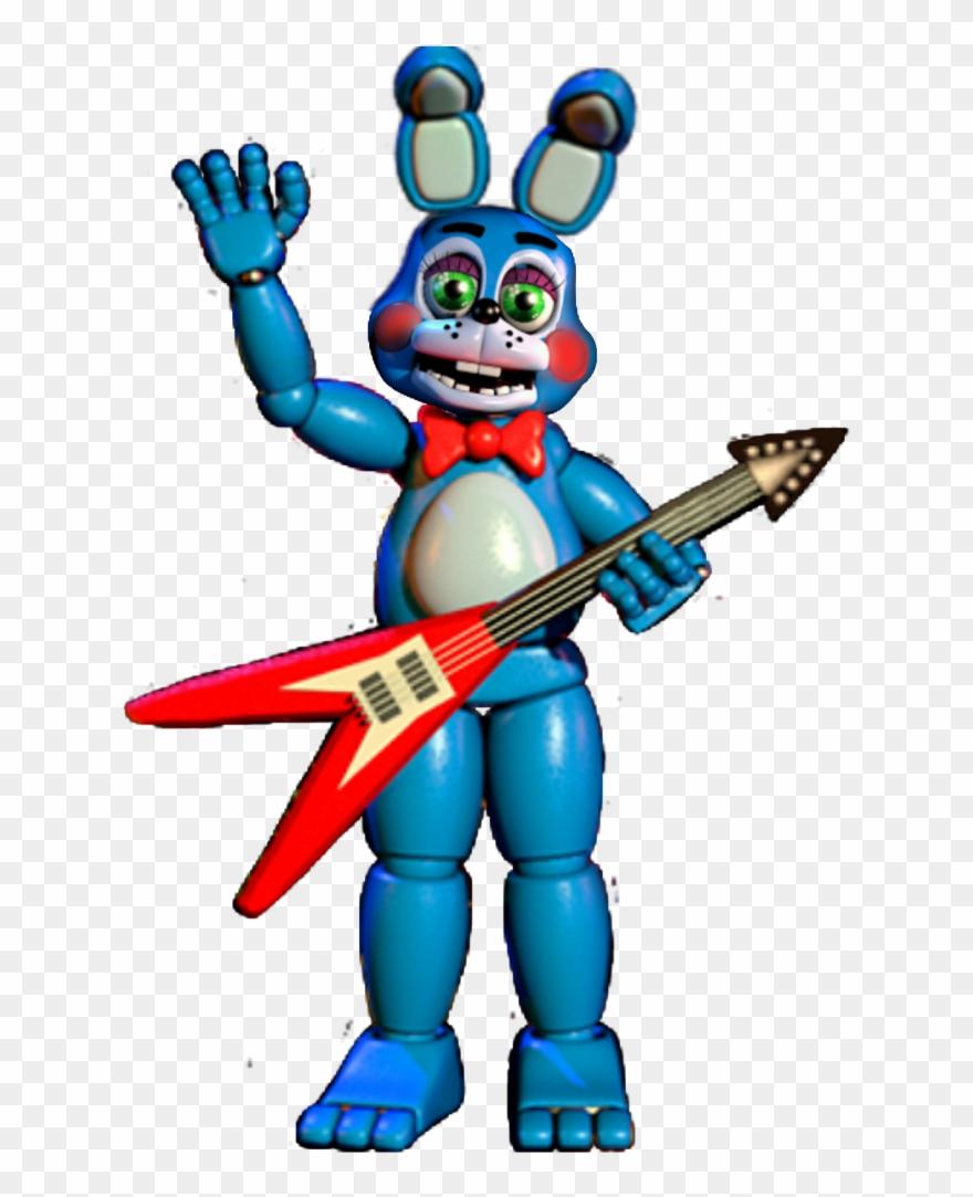 Toy Bonnie Mugshot Edit Fnaf Fnaf2 Toy Bonnie Toybonnie