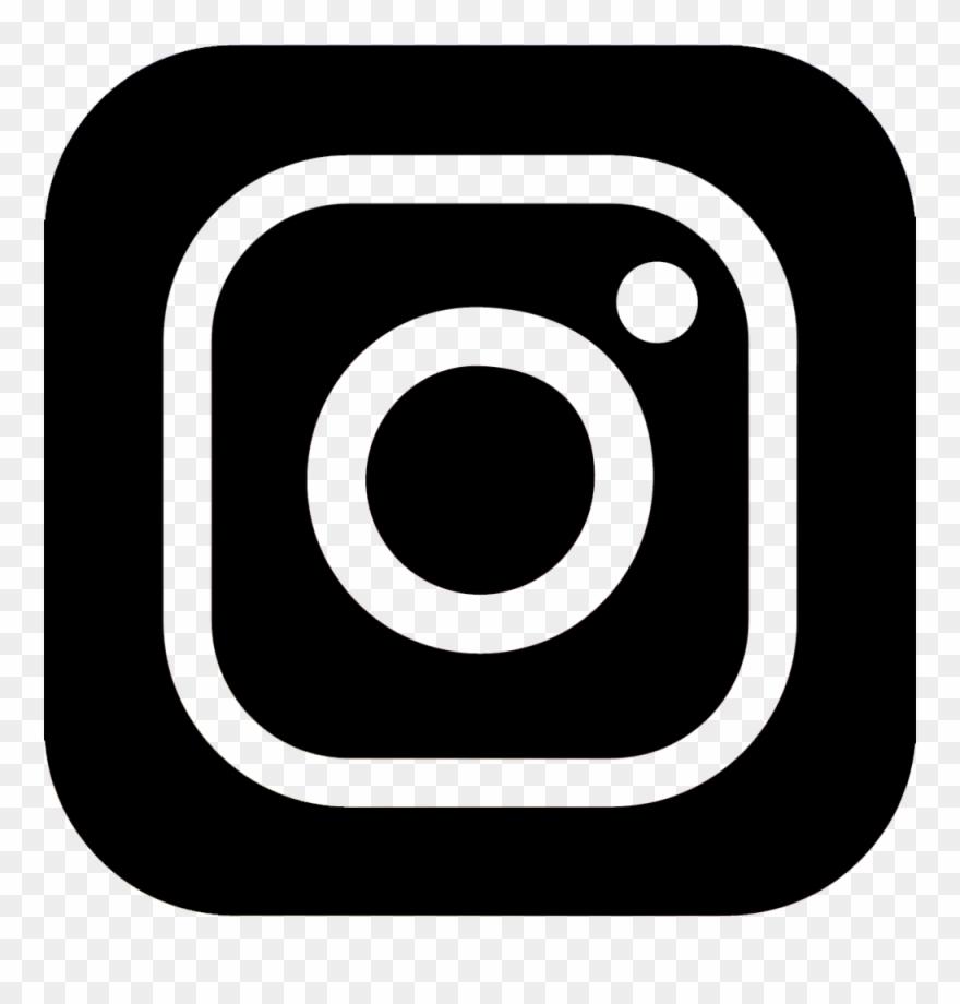 Instagram black. Twitter youtube cloud facebook