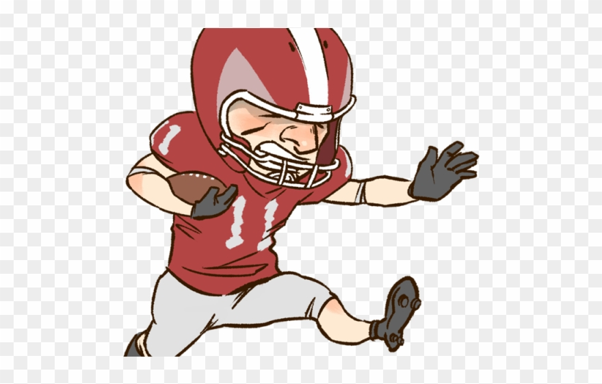 Football Clipart Clipart Cartoon Playing Football Clip Art Png Download 747869 Pinclipart
