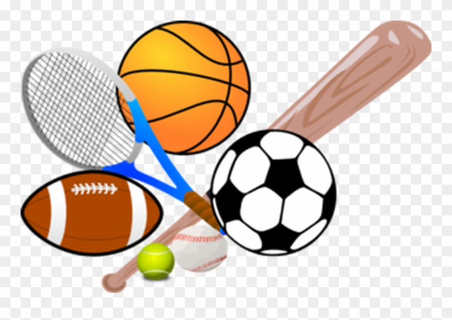 Sports Equipment Clipart Pe Subject - Basketball Clip Art ...