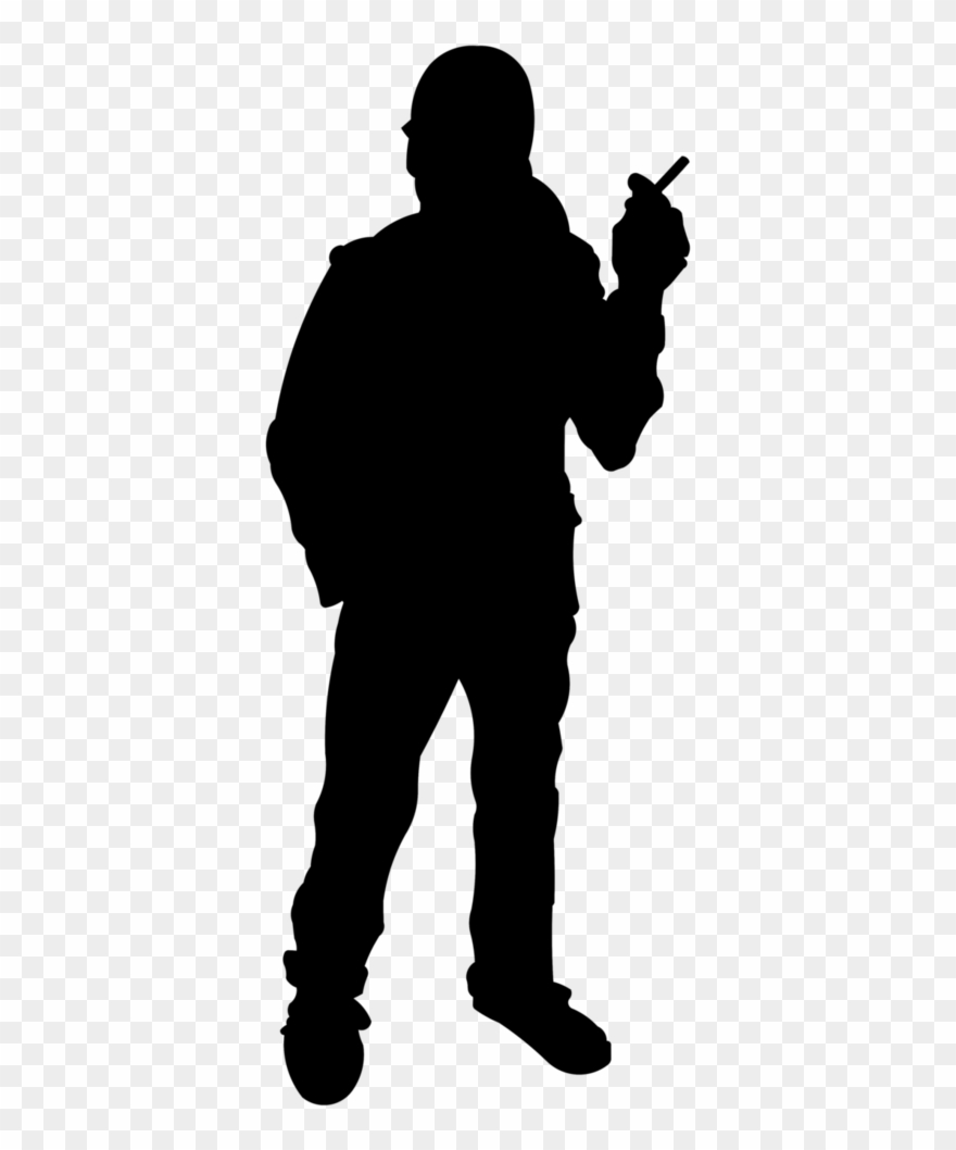 Smoke silhouette. Png man smoking clipart