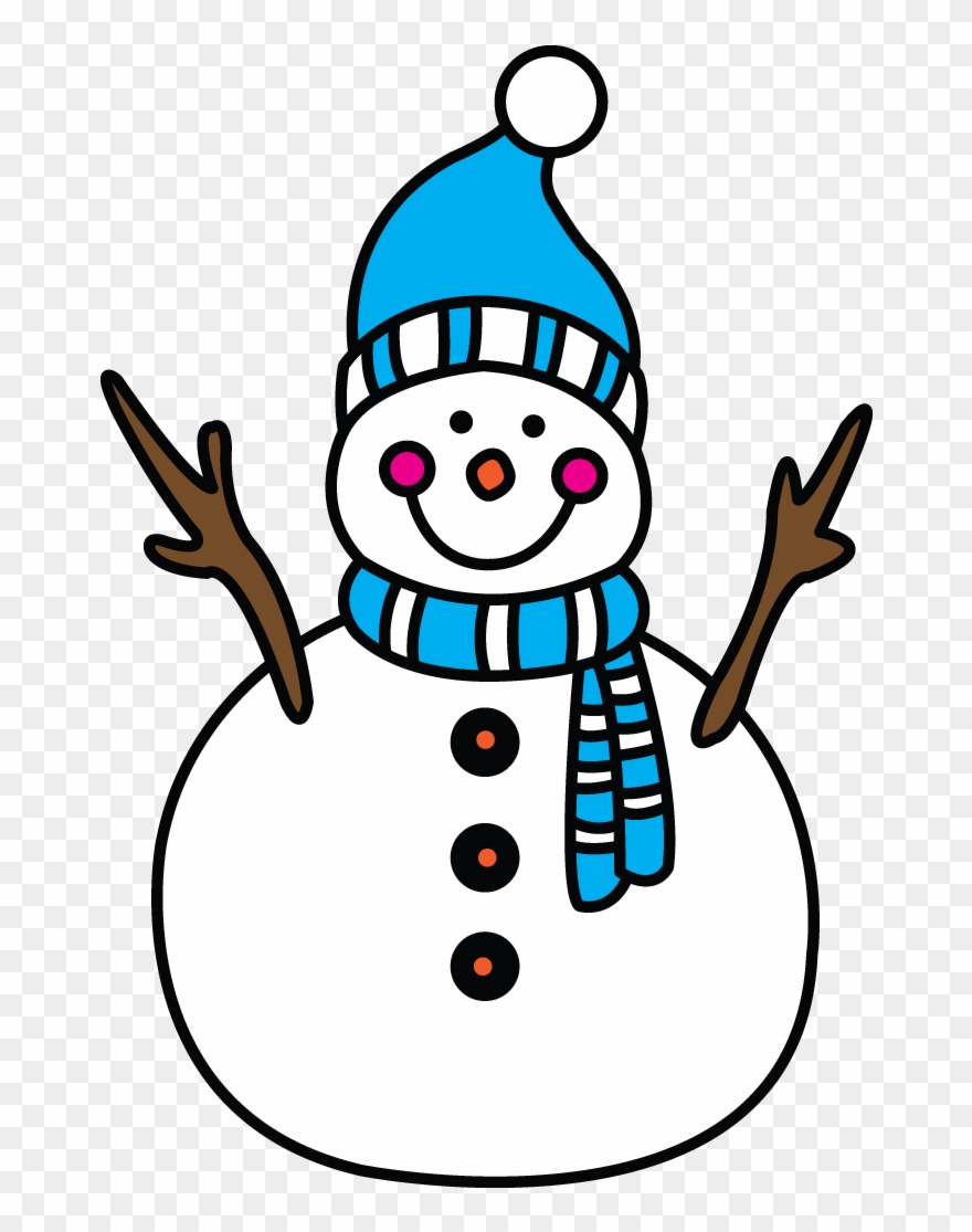 Christmas Things To Draw.How To Draw A Snowman Winter Fun Christmas Things To Draw