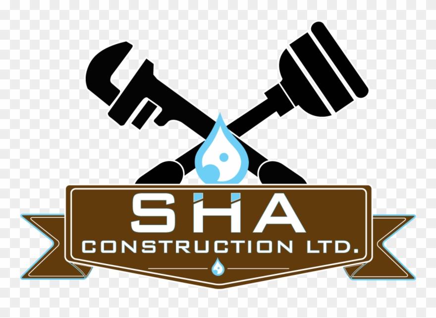 Sha Construction Limited Logo - Construction Clipart