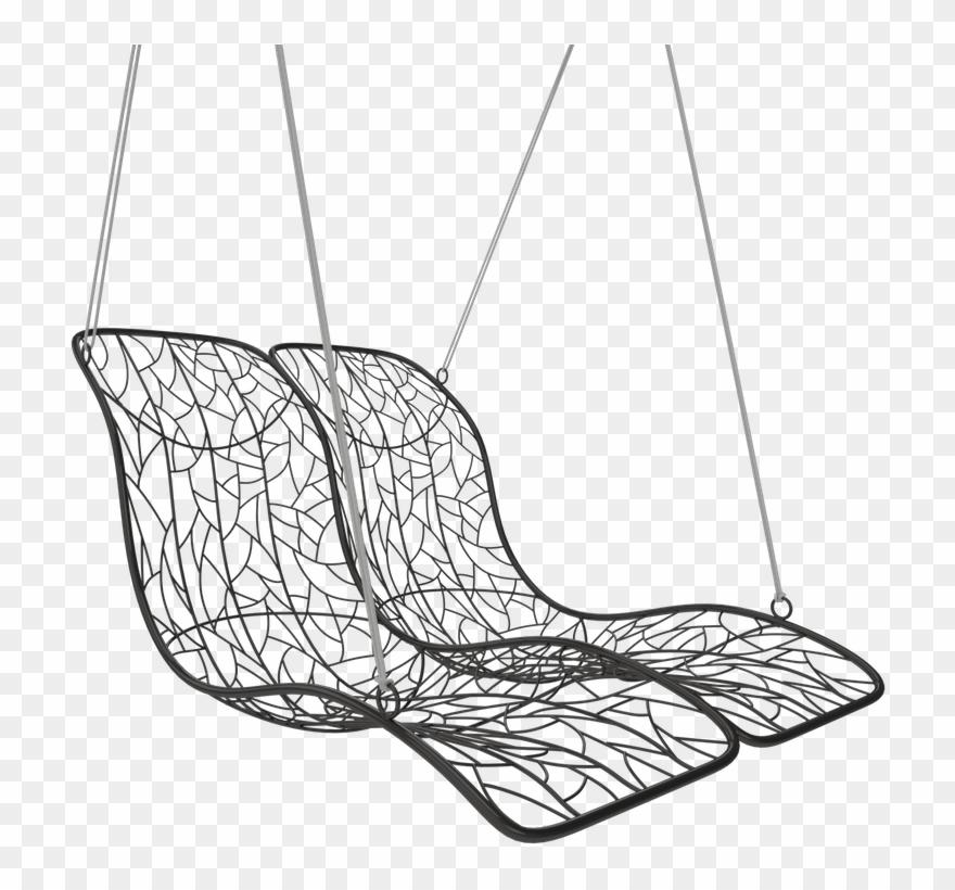 Miraculous Duo Modern Hammock Hanging Designer Swing Chair Daybed Inzonedesignstudio Interior Chair Design Inzonedesignstudiocom