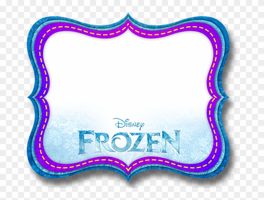 photograph about Frozen Printable Labels called Absolutely free Frozen Printable Invites, Labels Or Playing cards - Disney