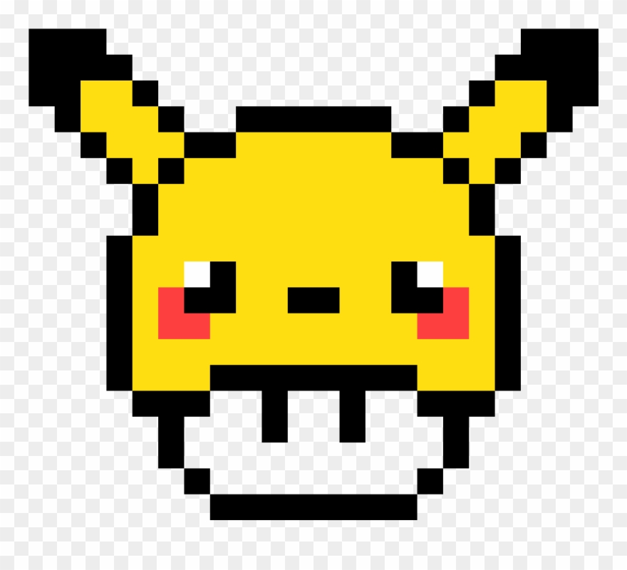 Poke Mario Pixel Art Champignon Mario Clipart 772404