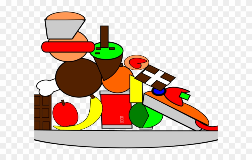 Meal Clipart Main Meal Food And Water Cartoon Png Download 773360 Pinclipart