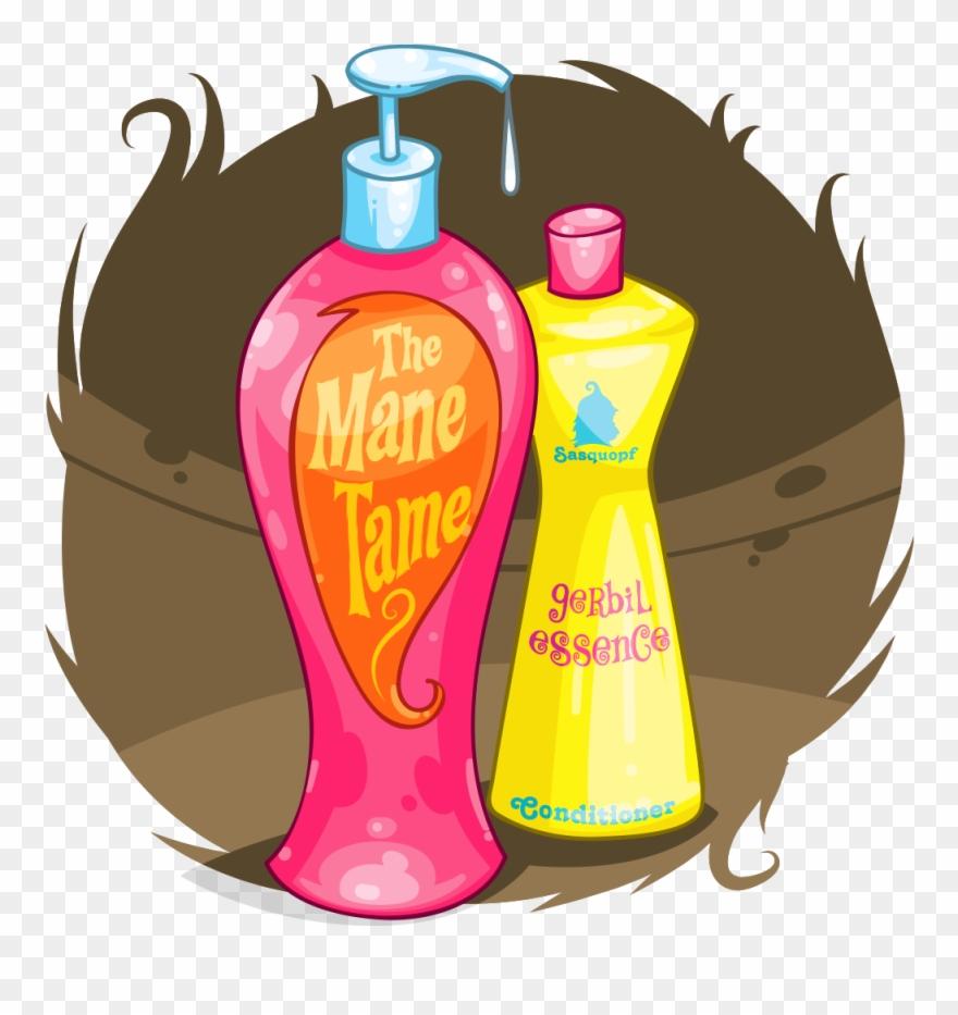 Shampoo - Android Clipart