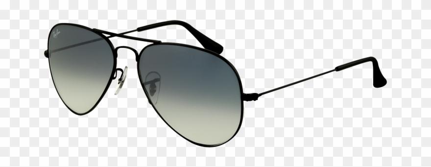 16b269eec0 Aviator Sunglass Transparent Background - Ray Ban 3025 Aviator Large Metal  (size 55mm) Black