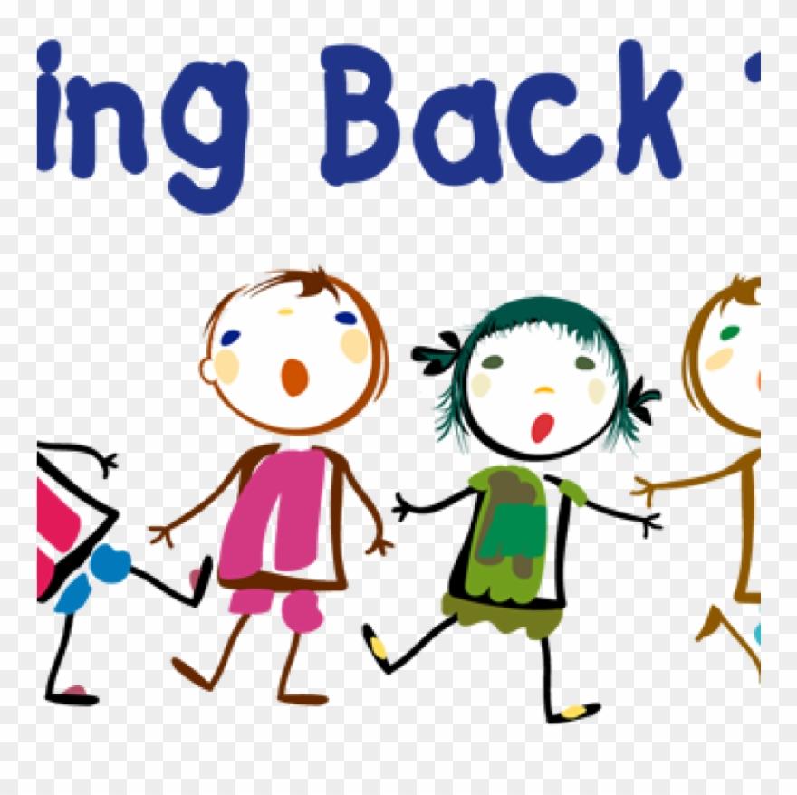 Back to school preschool. Welcome clipart clip art