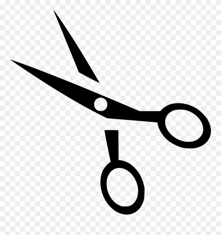 shears clipart haircut scissors hair cutting scissors