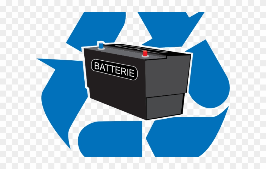 Battery Clipart Vehicle Car Recycling Png