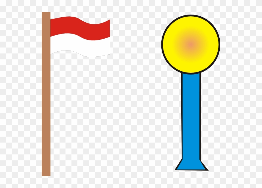 indonesia flag pole cartoon clipart 794005 pinclipart indonesia flag pole cartoon clipart