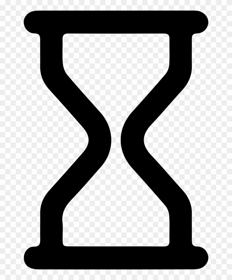 Windows Hourglass Icon Png Clip Free Library - Hourglass ...