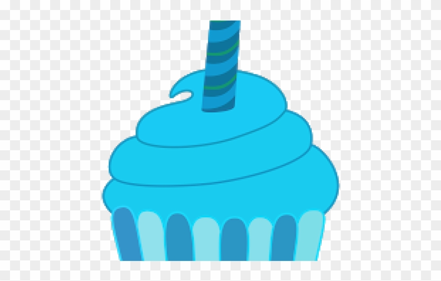 Birthday Candles Clipart Cupcake Candle