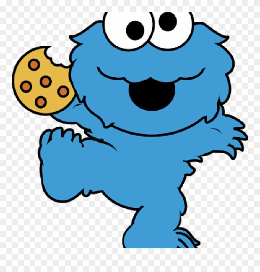 Cookie Monster Clipart Cookie Monster Clipart Best Baby