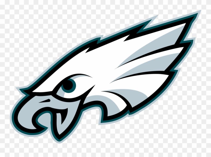 Fake Philadelphia Eagles 1996 Nfl Eagles Logo Png Clipart