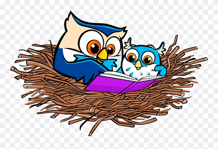19 Owl Nest Graphic Free Huge Freebie Download For - Owls ...